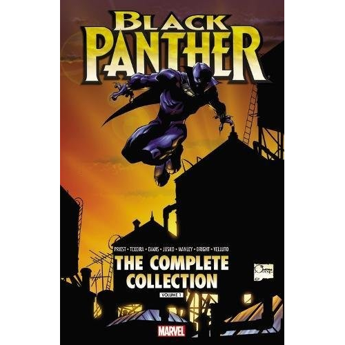 Black Panther by Christopher Priest: The Complete Collection 1 (VO) occasion
