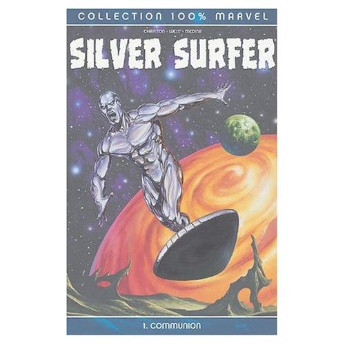 Silver Surfer Tome 1 : Communion (VF) occasion