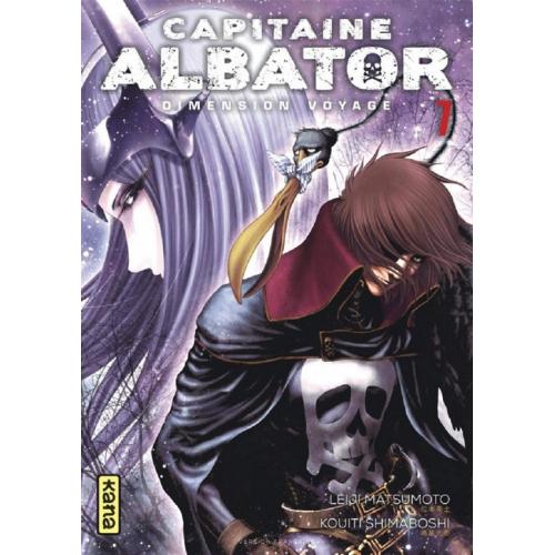 Capitaine Albator Dimension Voyage Tome 7 (VF)