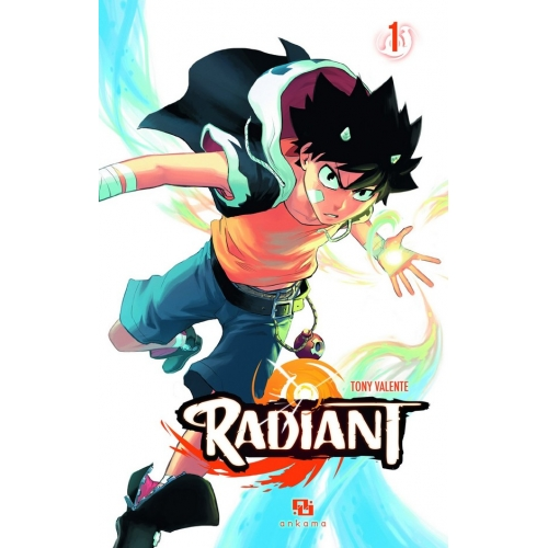 Radiant Starterpack Tome 1 + Tome 2 (VF)