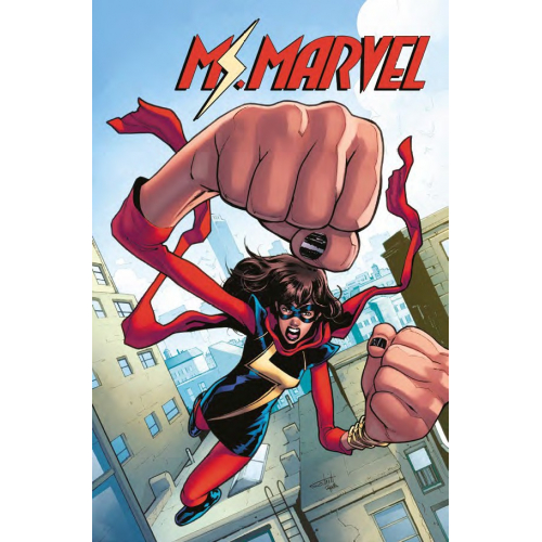 Ms Marvel Tome 9 (VF)