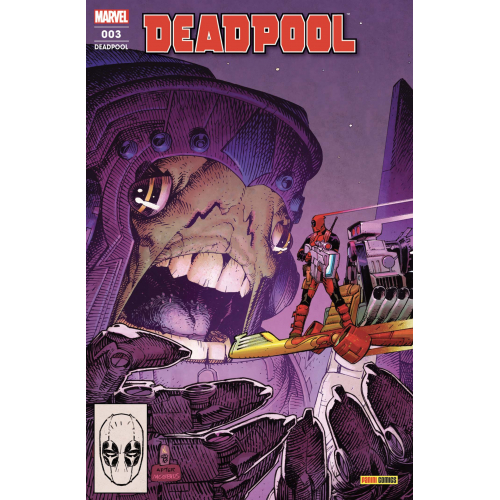 DEADPOOL n°3 (VF)