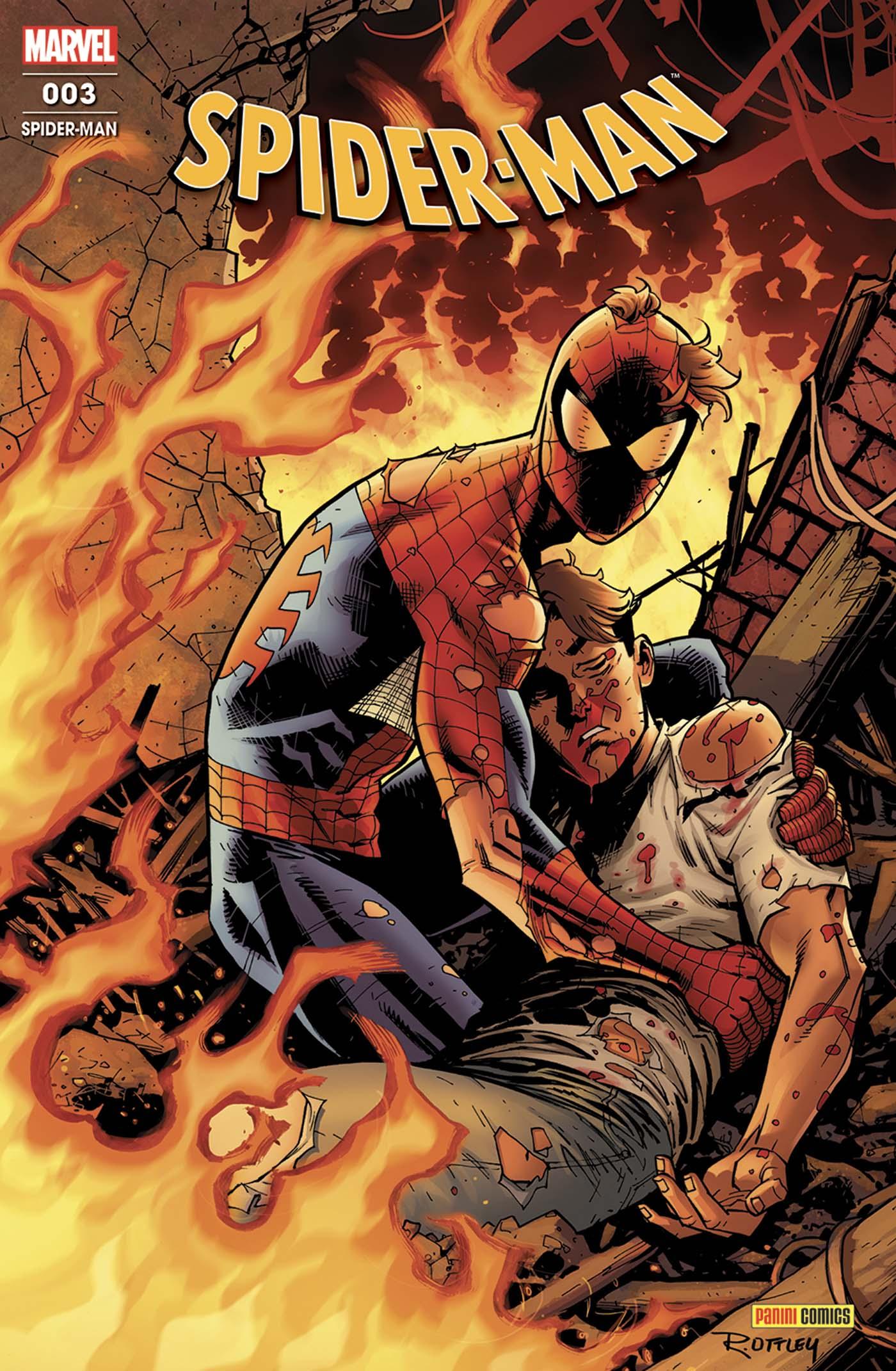 SPIDER-MAN n°3 (VF)