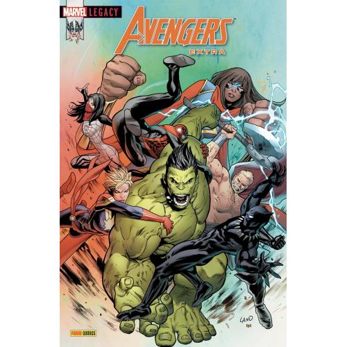 Marvel Legacy Avengers Extra n°5 (VF)