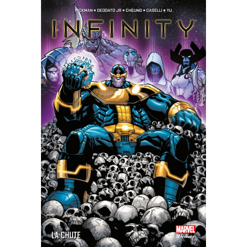 Infinity Tome 1 (VF)