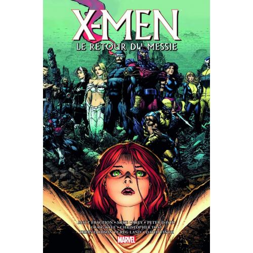 X-MEN : LE RETOUR DU MESSIE OMNIBUS (VF)