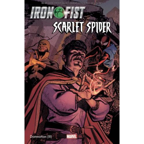 DAMNATION : IRON FIST & SCARLET SPIDER (VF)