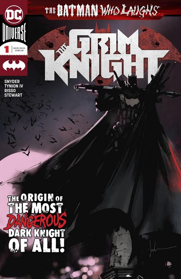 BATMAN WHO LAUGHS THE GRIM KNIGHT 1 (VO)