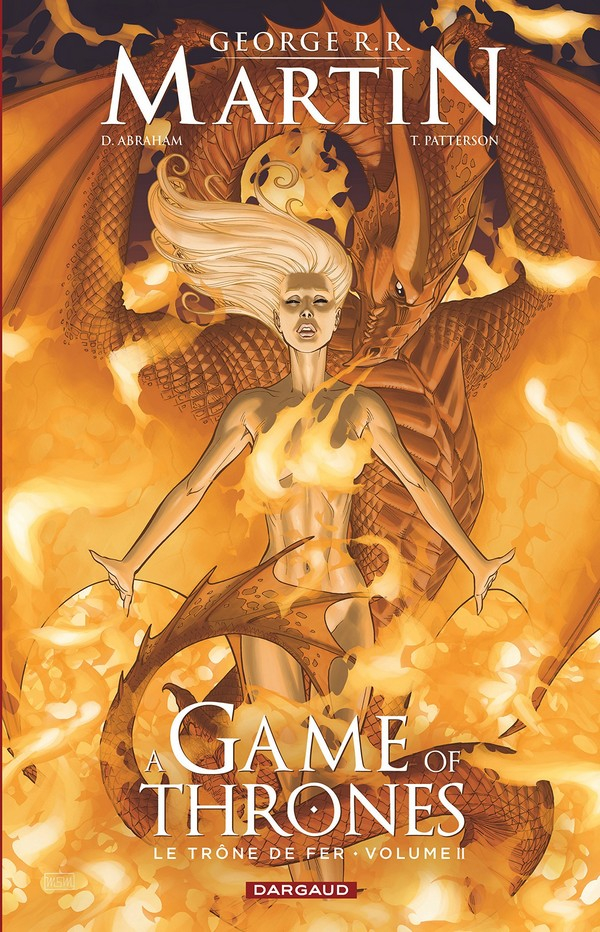 A Game of Thrones - Le Trône de Fer volume II (VF) occasion