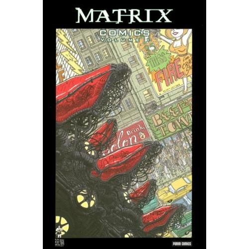 Matrix Comics Tome 1 (VF) occasion