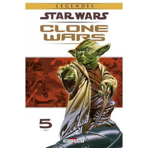 Star Wars : Clone Wars Tome 5 (VF) occasion