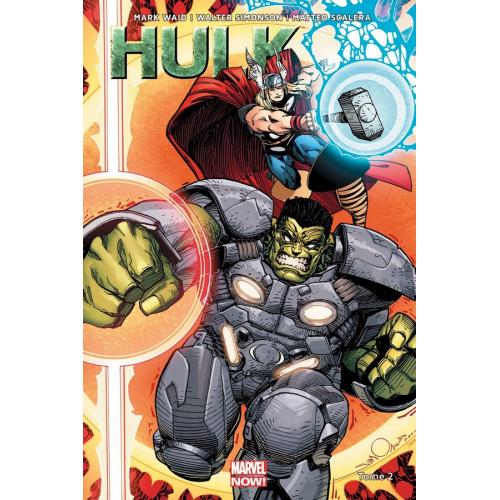 Hulk Marvel Now Tome 2 (VF)