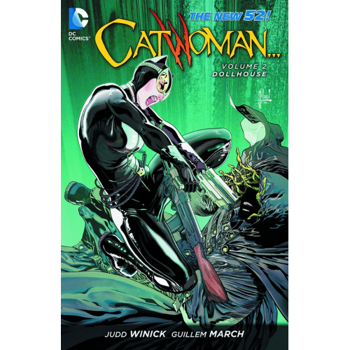 CATWOMAN TP VOL 02 DOLLHOUSE (N52) (VO) occasion