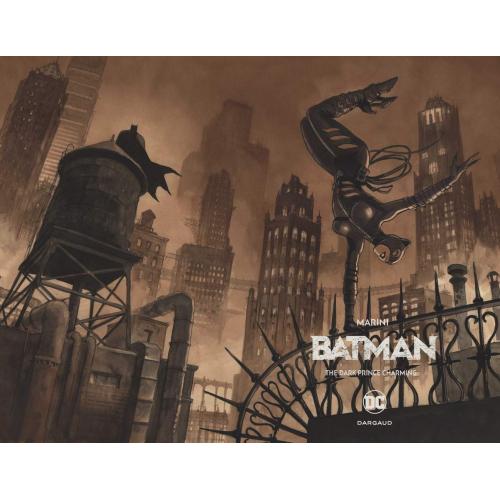 Coffret Batman par Marini tomes 1 et 2 (VF)
