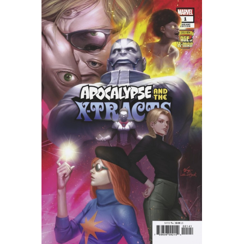 AGE OF X-MAN APOCALYPSE AND X-TRACTS 1 (OF 5) (VO)
