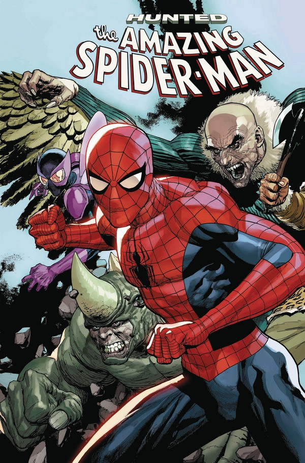 AMAZING SPIDER-MAN 17 (VO)
