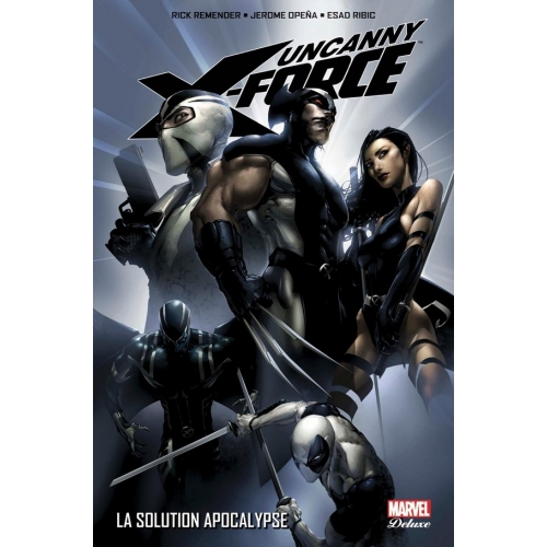 Uncanny X-Force Tome 1 (VF)