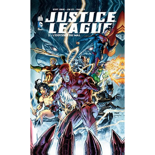 Justice League Tome 2 (VF) occasion