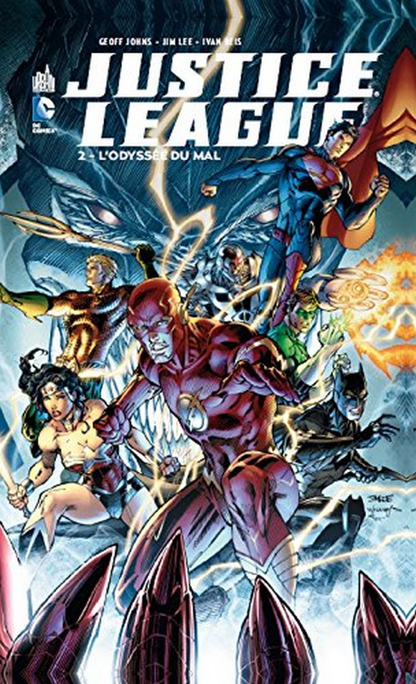Justice League Tome 2 (VF)