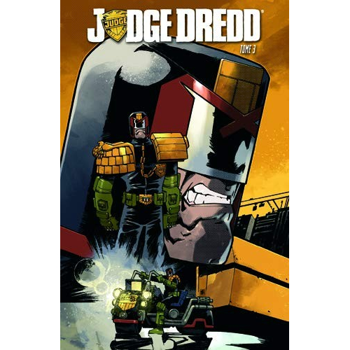 Judge Dredd Tome 3 (VF)