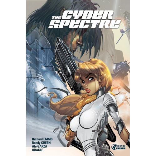Cyber Spectre tome 1 (VF) Edition Collector - 250 Exemplaires