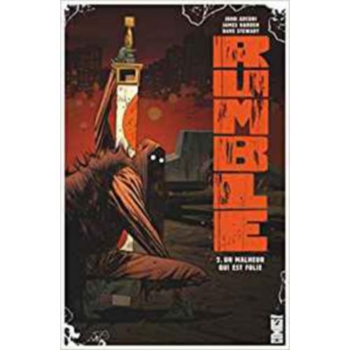 Rumble - Tome 02: Un malheur qui est folie (VF) occasion
