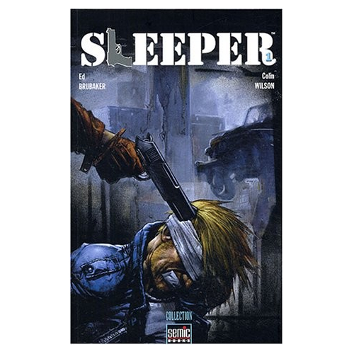 Sleeper Tome 1 A bout portant (VF) occasion