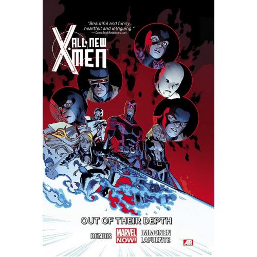 All-New X-Men Volume 3 (VO) occasion