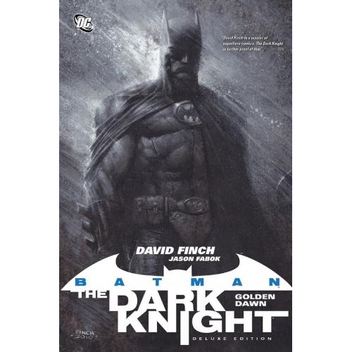 Batman The Dark Knight vol 1 : Golden Dawn (Deluxe edition) (VO) occasion