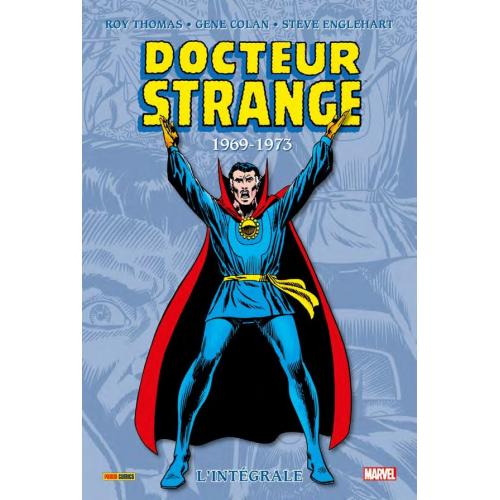 DOCTEUR STRANGE L'INTÉGRALE 1969-1973 (VF)