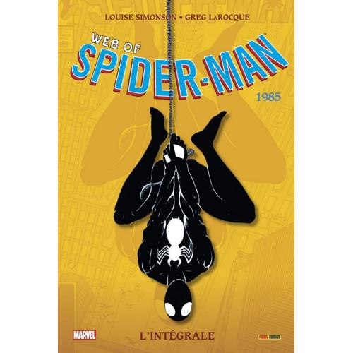 Web of Spider-Man - Intégrale 1985 (VF)