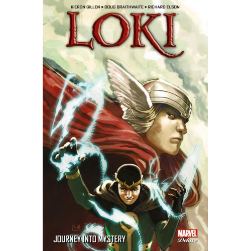 LOKI : JOURNEY INTO MYSTERY (VF)