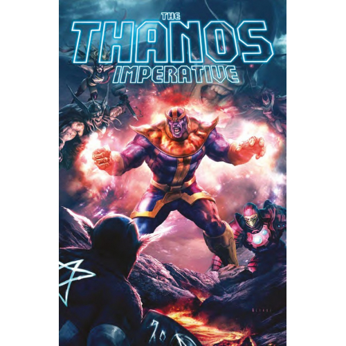 THANOS IMPERATIVE (VF)