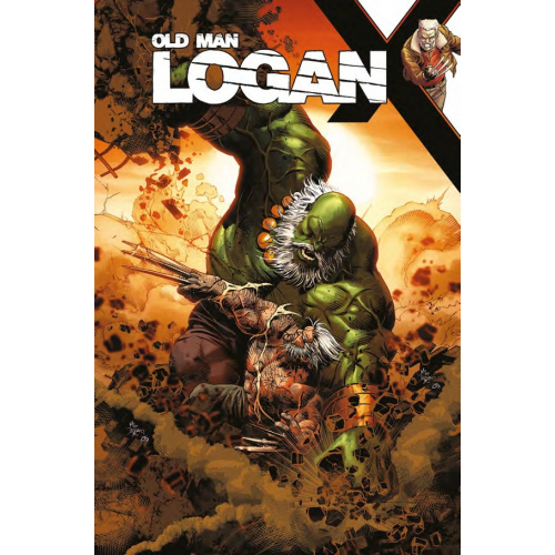 Old Man Logan Tome 6 (VF)