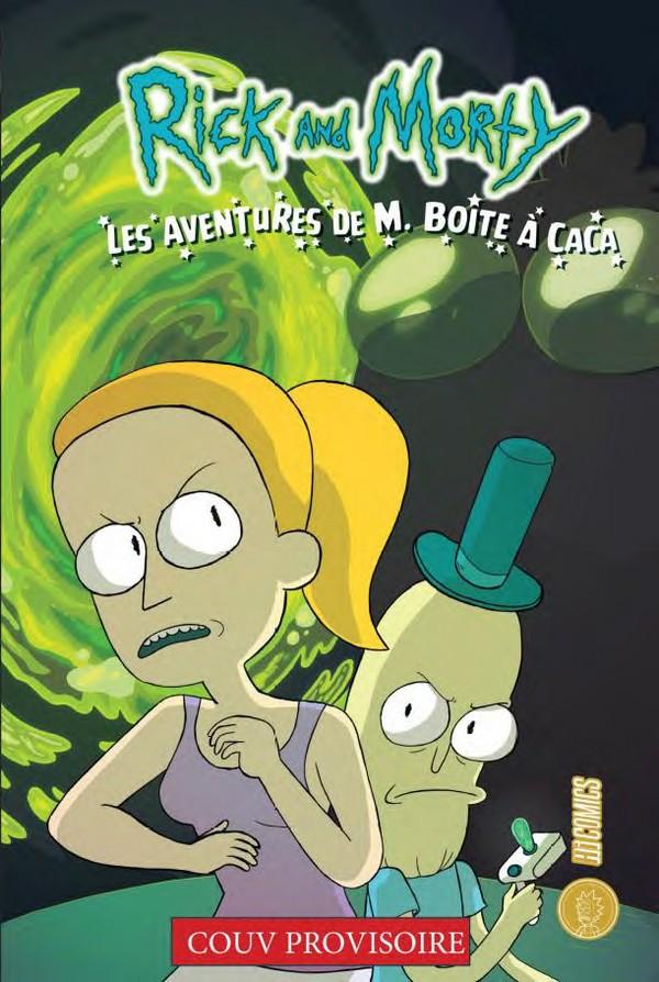 Rick & Morty - Les aventures de Mr. boîte à caca (VF)