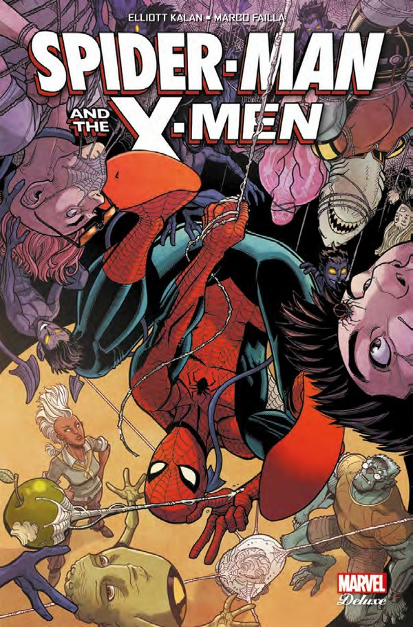 SPIDER-MAN AND THE X-MEN (VF)