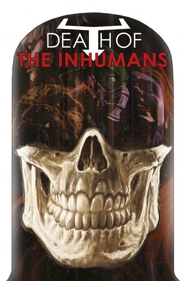 DEATH OF THE INHUMANS (VF)