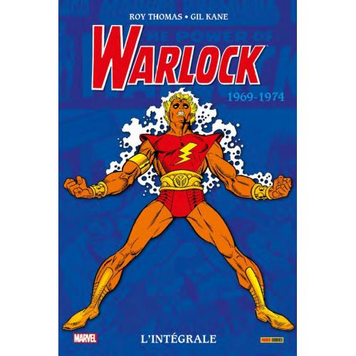 ADAM WARLOCK : L'INTÉGRALE 1969-1974 (VF)