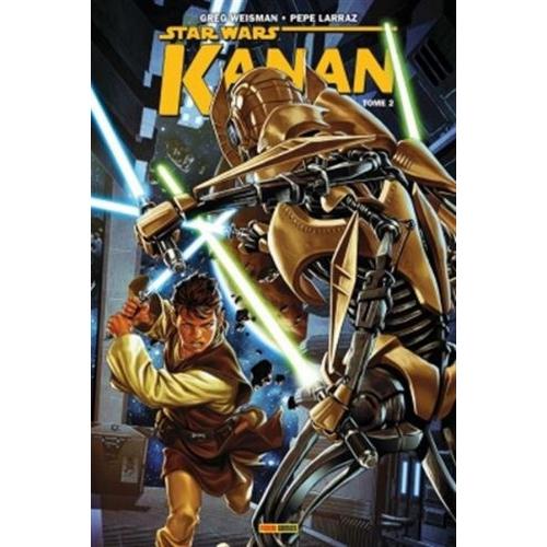Star Wars Kanan Tome 2 (VF)