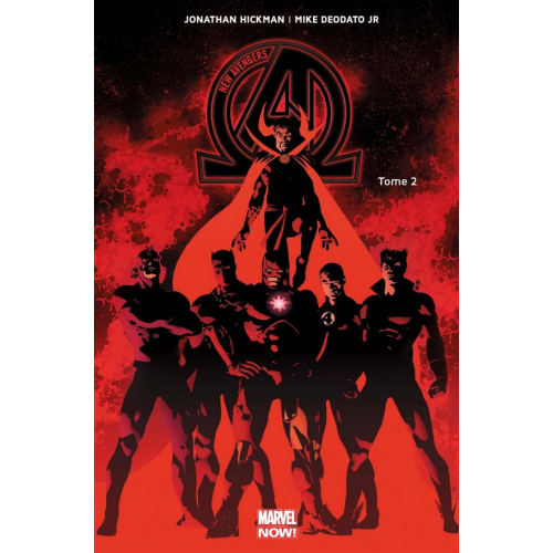 NEW AVENGERS MARVEL NOW Tome 2 (VF) occasion