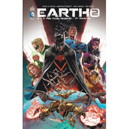 Earth 2 Tome 4 (VF) occasion