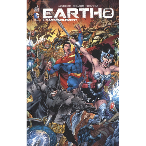 Earth 2 tome 1 (VF)