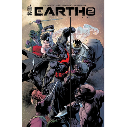 Earth 2 Tome 6 (VF)