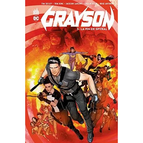 Grayson Tome 3 (VF)