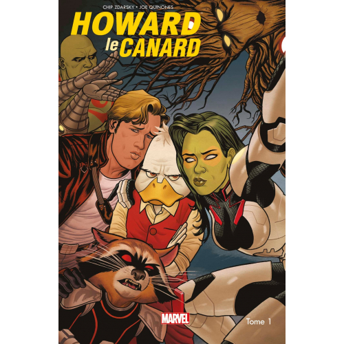 Howard le canard Tome 1 (VF) occasion