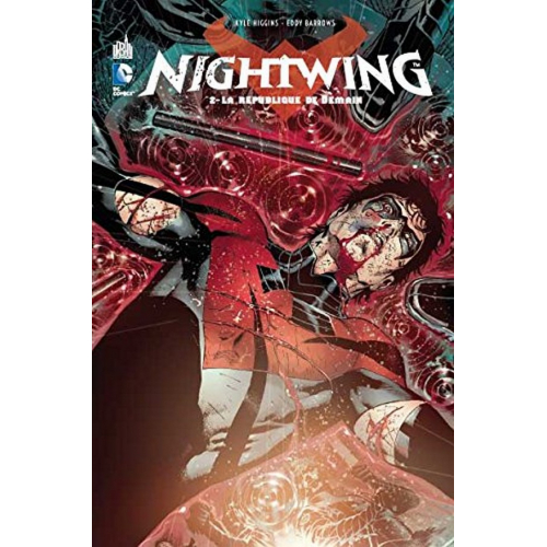 Nightwing tome 2 (VF)