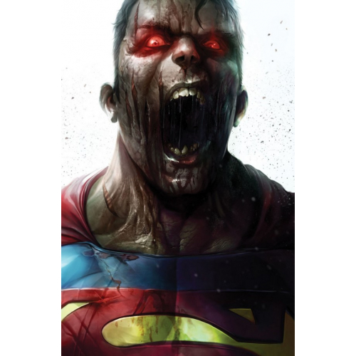 DCEASED 2 (VO) FRANCESCO MATTINA VARIANT
