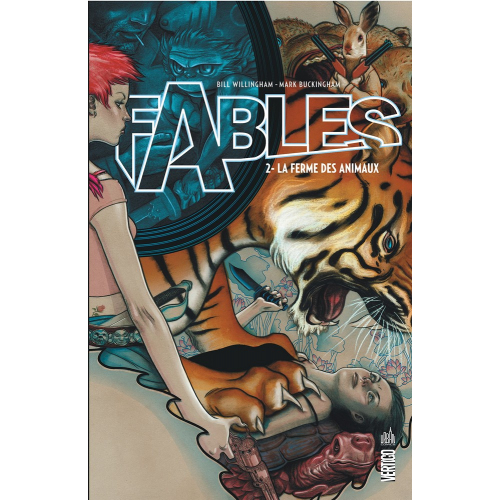 Fables Tome 2 (VF) occasion