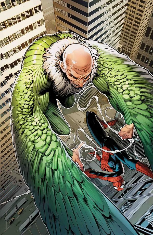 AMAZING SPIDER-MAN 20.HU (VO)