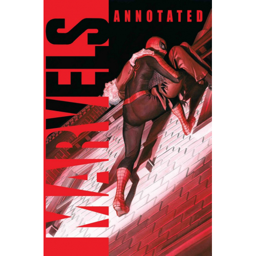 MARVELS ANNOTATED 4 (OF 4) (VO)